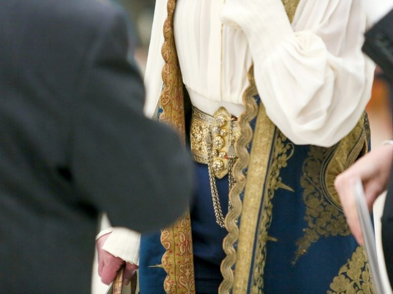 Γιάννα Αγγελοπούλου - Οι εμφανίσεις που εντυπωσίασαν καθ' όλη τη διάρκεια του διήμερου εορτασμού για τα 200 Χρόνια Ανεξαρτησίας.