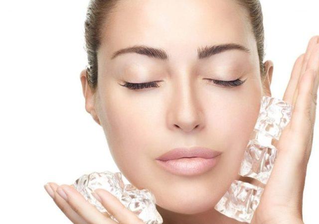 Η θεραπεία των σταρ Fire & Ice Resurfacing Facial για υπέροχο και λαμπερό δέρμα αποκλειστικά στη Tzouma Clinic.