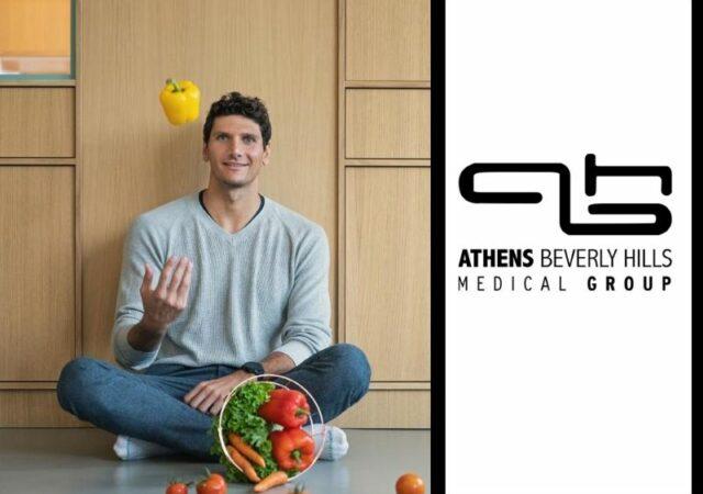 Νέα προγράμματα Health & Wellness ABH Medical Group με την υπογραφή του Διατροφολόγου & Ολυμπιονίκη Στέφανου Δημητριάδη.