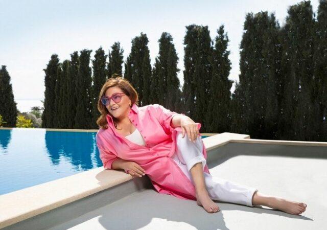 Vicky X Parabita The Spring Collection! Η αγαπημένη ηθοποιός Βίκυ Σταυροπούλου και η Parabita λανσάρουν την Ανοιξιάτικη Συλλογή.