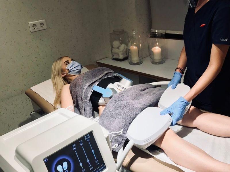 Αποκτήστε γυμνασμένο σώμα με την νέα πρωτοποριακή μέθοδο EMS Sculpting System αποκλειστικά στα Vivify Beauty Science