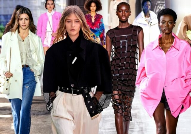 9+1 Spring-Summer 2021 Fashion Trends που ξεχώρισαν και θα πρωταγωνιστήσουν στην ντουλάπα μας το επόμενο διάστημα.