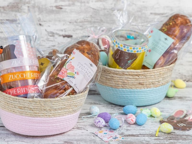 Have A Sweet Easter @ ZUCCHERINO! Τα Zuccherino μας ετοίμασαν τις πιο ξεχωριστές πασχαλινές προτάσεις που σίγουρα θα λατρέψετε!