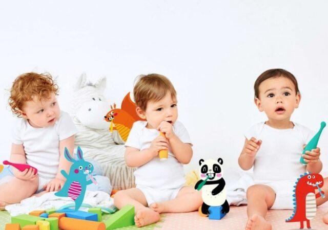 H FOREO παρουσιάζει τη νέα σειρά στοματικής φροντίδας ISSA baby και ISSA kids για παιδιά με το πιο λαμπερό χαμόγελο!