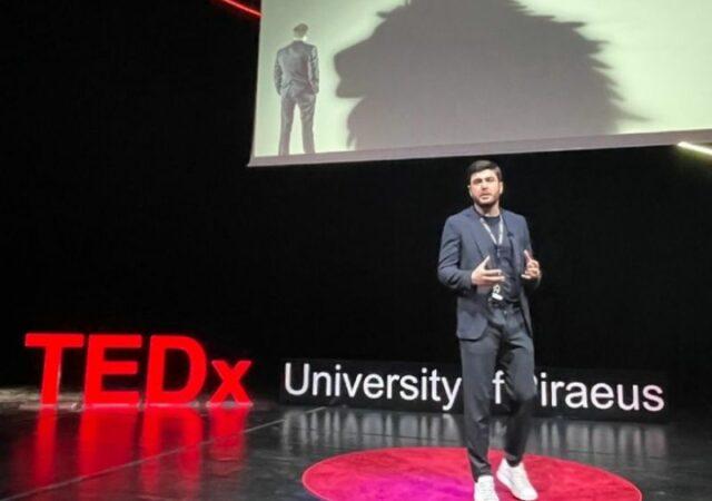 Ο Γιώργος Λεβεντάκης, CEO και συνιδρυτής της Gruppo Cucine, συμμετέχει στο TED x University of Piraeus με την ομιλία του «για τη σημασία της θέλησης».