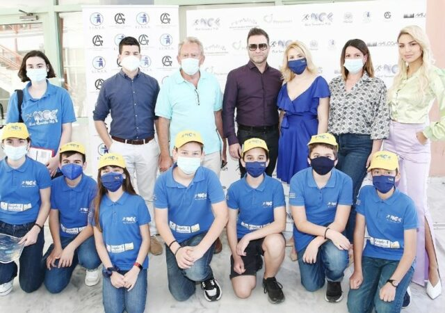 """N power"" - Το νέο καινοτόμο project της Next Generation Kids με την υποστήριξη της στέγης ""Ε.Γ.Ν.Υ.Α"" και την ευγενική συνεισφορά του Dr. Αριστομένη Γιαννόπουλου,"