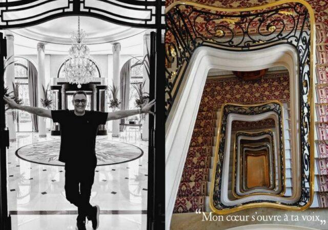 """""""Opera Tables"""", Γιώργος Ντάβλας - Ο Γιώργος Ντάβλας συνδυάζει την κλασική μουσική με το Art de la table στο πρώτο του βιβλίο """"Οpera Tables""""."""