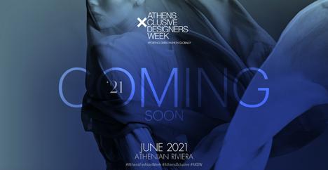 Η 28η Athens Xclusive Designers Week επιστρέφει δυναμικά για δεύτερη συνεχόμενη σεζόν σε digital edition στη μεγαλύτερη γιορτή της μόδας.