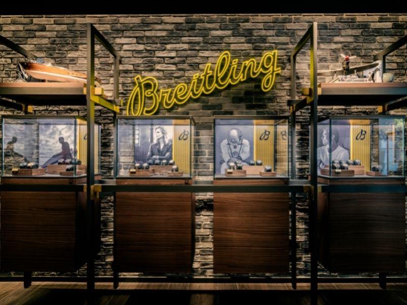 Η καρδιά της Breitling χτυπά στο κέντρο της Αθήνας με πλήρως ανανεωμένη ταυτότητα και ακολουθώντας τα πρότυπα του brand.