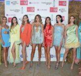 """Εντυπωσιακή ήταν η επίδειξη της Irene Angelopoulos στην Ελληνική Εβδομάδα Μόδας AXDW για την παρουσίαση της συλλογής """"Kiss the wind""""."""