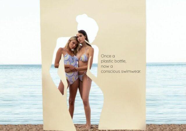 Η σχεδιάστρια Βαλεντίνα Βασιλάτου παρουσιάζει το νέο project της, VV Conscious Swimwear, υποστηρικτικό μέλος της Healthy Seas.