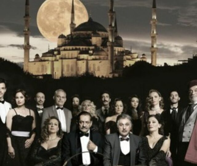 «Κάποτε στο Βόσπορο», του Άκη Δήμου, μια μουσικοθεατρική παράσταση με 16μελές θιάσο για την Πόλη της καρδιάς μας.