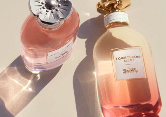 Coach Dreams Sunset - Ένα νέο άρωμα εμπνευσμένο από ξέγνοιαστες περιπέτειες, με το ηλιοβασίλεμα στον ορίζοντα.