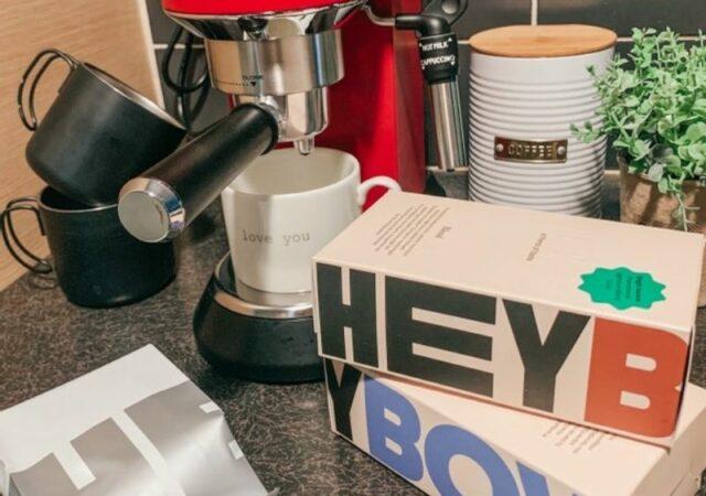 HeyBox: Τώρα ο καλύτερος καφές έρχεται σπίτι σου! Εξαιρετικής ποιότητας προϊόντα που θα ικανοποιήσουν ακόμα και τους πιο απαιτητικούς.