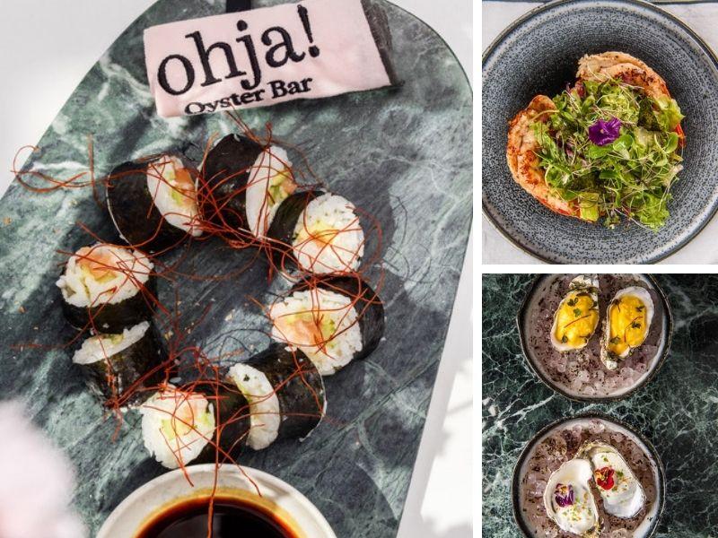 OHJA! PAROS: Το Oyster Bar που περνάει το fine dining στο επόμενο στάδιο. Ένα καλά κρυμμένο γαστρονομικό καταφύγιο της Πάρου.