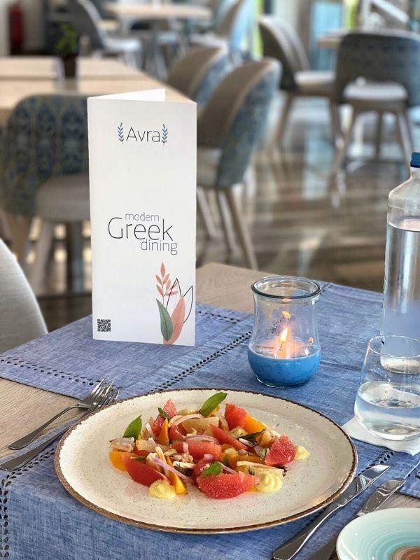 Το Corfu Palma Boutique Hotel στη Κέρκυρα καινοτομεί εκ νέου! Απολαύστε το νέο εστιατόριο Aura Fine Dining by CPBH.