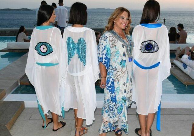 Η Δέσποινα Μοιραράκη παρουσίασε τις νέες τις δημιουργίες διοργανώνοντας το μοναδικό DESMIRA COLLECTION Fashion Show.