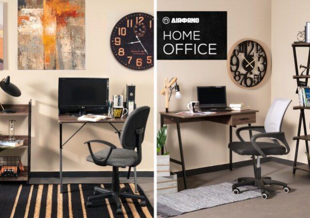 Δημιουργήστε το ιδανικό γραφείο για σένα με τη νέα συλλογή του Διάφανο! Αυτό που ταιριάζει στην προσωπικότητα και την αισθητική σας.