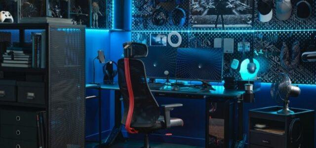 Η νέα σειρά προϊόντων IKEA gaming έρχεται να απογειώσει την gaming εμπειρία στο σπίτι σε συνεργασία με την εταιρεία ROG (Republic of Gamers).