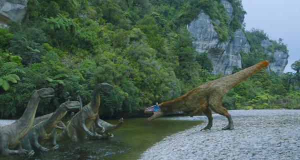 Οι «Δεινόσαυροι της Ανταρκτικής» Κατακλύζουν το Νέο Ψηφιακό Πλανητάριο του Ιδρύματος Ευγενίδου! Ένα εντυπωσιακό ταξίδι στην εποχή της κυριαρχίας των δεινόσαυρων.