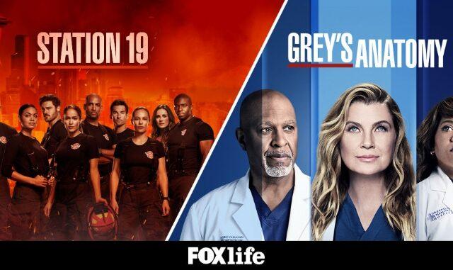 Οι σειρές «STATION 19» και «GREY'S ANATOMY» επιστρέφουν με μια μεγάλη διπλή πρεμιέρα και καταστάσεις που κόβουν την ανάσα στο FOX Life!
