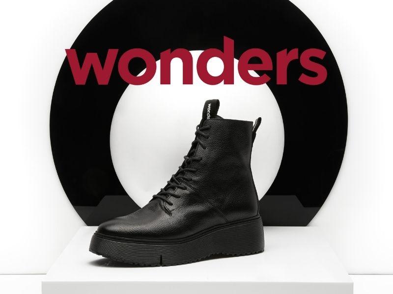 Ανανεώστε το στυλ σας με τη νέα συλλογή Wonders Shoes Φθινόπωρο-Χειμώνας 2021. Βρείτε το δικό σου αγαπημένο στυλ!